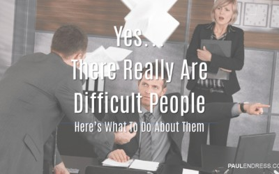 Dealing With Difficult People