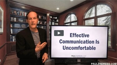 Why Effective Communication Is Uncomfortable