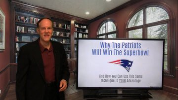 Why The Patriots Will Win The Superbowl